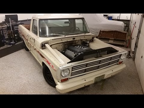 F100 To Crown Vic Frame Swap Ep 5 Finally Body Meets Frame