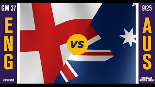 WILC 2015: Game 37 - England vs. Australia