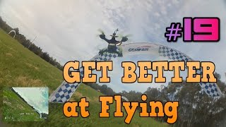 Happy flying #19 Throttle control. Hit gates easier when racing fpv drones.