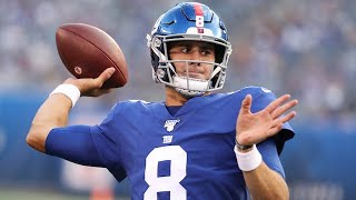 The Voice of REason: If Eli Starts to Flag, Give Daniel Jones a Shot | The Rich Eisen Show | 8/23/19