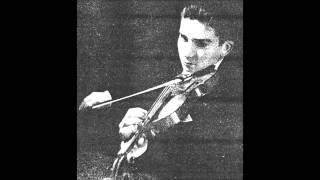 Brahms - Violin Concerto - Ferras / Vienna / Schuricht