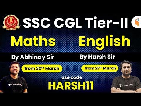 SSC CGL 2020 (Tier-2) | SSC CGL Mains English & Maths Preparation Tips | wifistudy