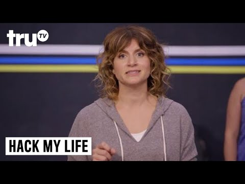 Hack My Life - Lazy Trainer Hacked Home Workout | truTV