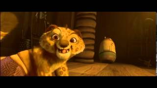 Oogway Vs Tai Lung
