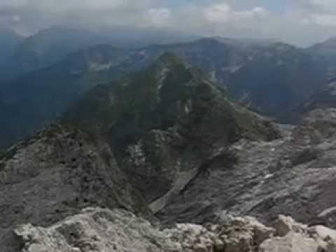 Vzpon na Krnčico 24.6.2012