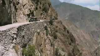 preview picture of video 'Pakistan - extreme travel by Char adventures'