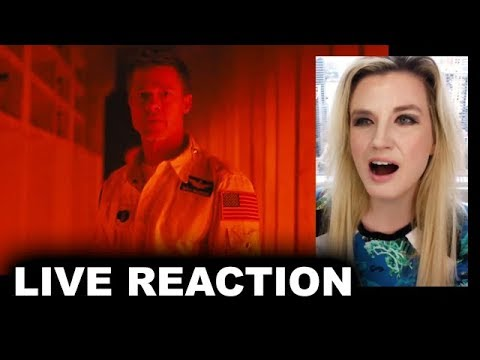 Ad Astra Trailer REACTION