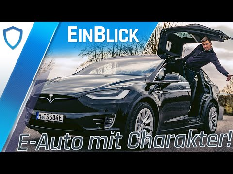 Tesla Model X Long Range (2020) - E-Auto mit Charakter! | Test & Review