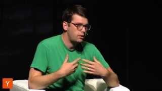 Andrew Mason at Startup School SV 2014