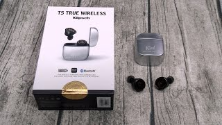 "Klipsch T5 True Wireless Headphones - ""Real Review"""