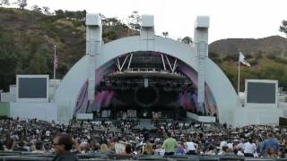 Cheap Trick, Intro- Hello There. Hollywood Bowl. 8-6-12