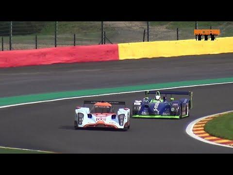 Masters Endurance Legends/Le Mans Series Spa Francorchamps 2017