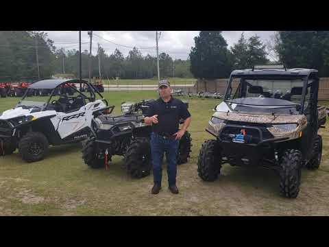2021 Polaris Ranger 1000 Premium in Saucier, Mississippi - Video 1