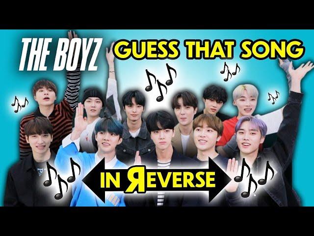 Προφορά βίντεο the boyz στο Αγγλικά