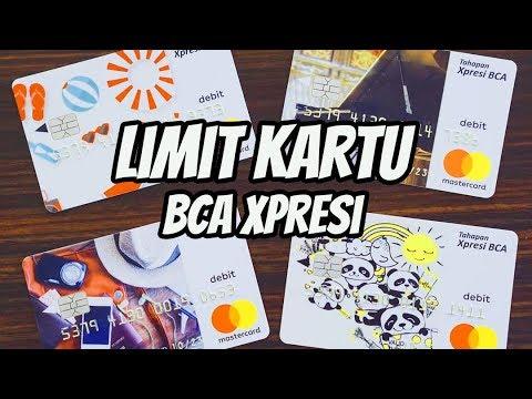 Berapa Sih Limit Harian dari Kartu ATM BCA Xpresi?