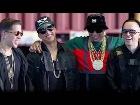 Video Fronteamos Porque Podemos De La Ghetto Ft Daddy Yankee, Yandel y Ã'en