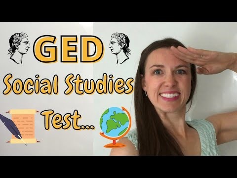 What's on the GED Social Studies Test, HiSET Social ... - YouTube
