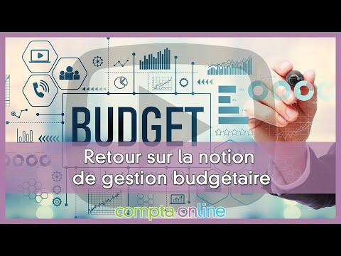 Gestion budgétaire : budget définitif et contrôle