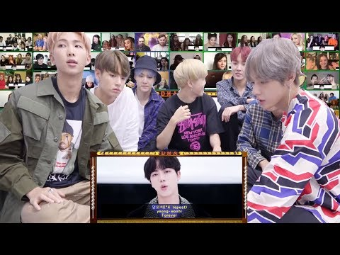 Download Bts 방탄소년단 Dna My Reaction Dna Official Mv