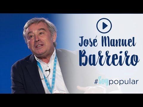 José Manuel Barreiro se une a la campaña #SoyPopular