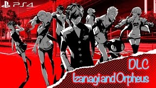 Persona 5 PS4 - DLC Izanagi And Orpheus