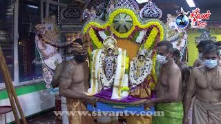 சுவிற்சர்லாந்து சூரிச் அருள்மிகு சிவன் கோவில் பூங்காவனத்திருவிழா