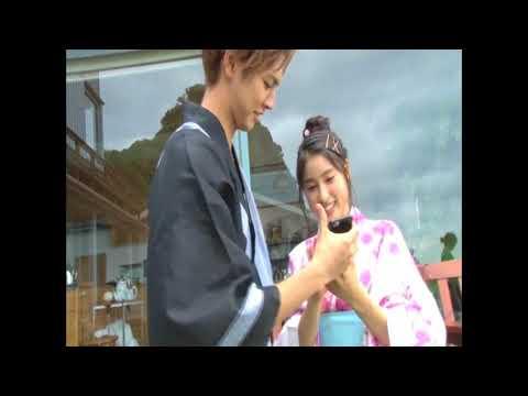 (ENG SUB) Katayose Ryota and Tsuchiya Tao discussing about perfume scent