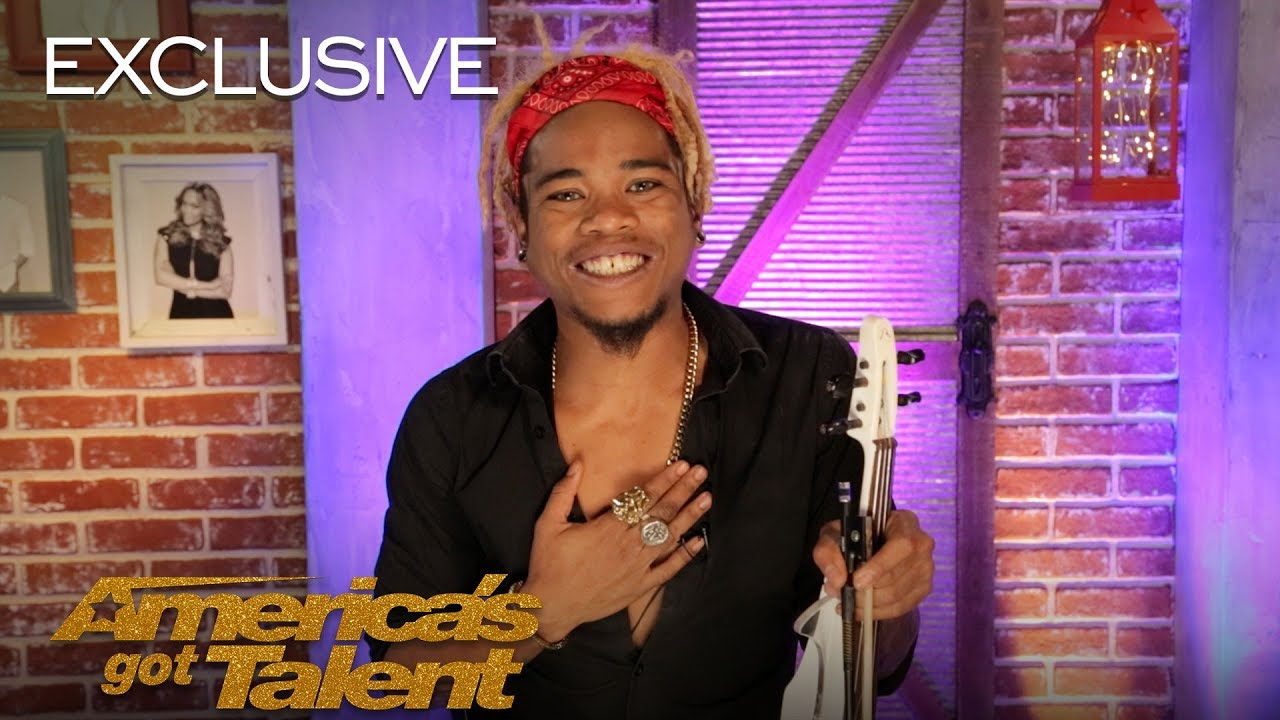Brian King Joseph Overcomes His Past And Inspires - America's Got Talent 2018 thumbnail