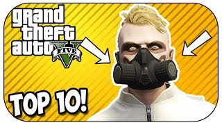 Top 10 Things NOOBS Do in GTA 5 Online!
