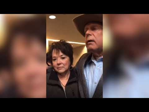 Cliven Bundy speaks after criminal charges thrown out