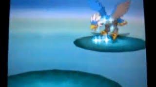 Braviary  - (Pokémon) - Wild Shiny Braviary Appears! With Sparkles~