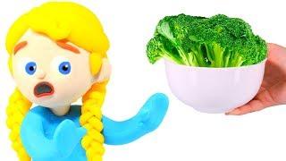 Do Kids Like Broccoli ??? ❤ Cartoons For Kids