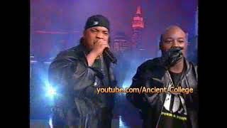 LOX Feat LiL Kim & DMX   Money, Power, Respect Live (98) Vibe