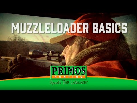 Muzzleloader Basics for Deer Hunting video thumbnail