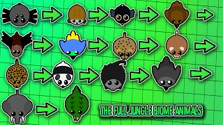 Mope Io New Animals 123vid