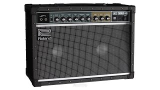 Roland JC 40 Combo Amp Review By Sweetwater