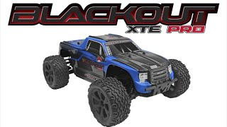 Redcat Blackout XTE PRO 1/10 Scale Brushless Electric RC Monster Truck