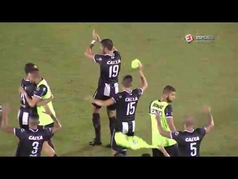 Melhores Momentos - ABC 1 x 0 ASSU - Campeonato Potiguar (17/02/2018)