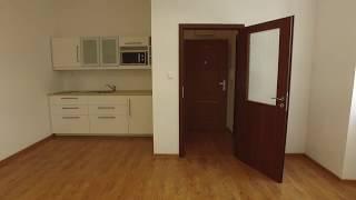 Pronájem nového bytu 1+kk v centru města Brna, ulice Stará