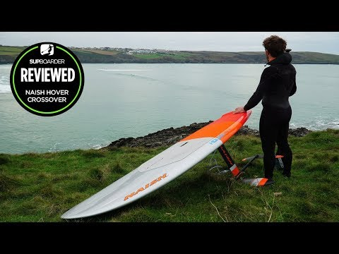 2019 Naish Hover Crossover Review / Multi sport foil board