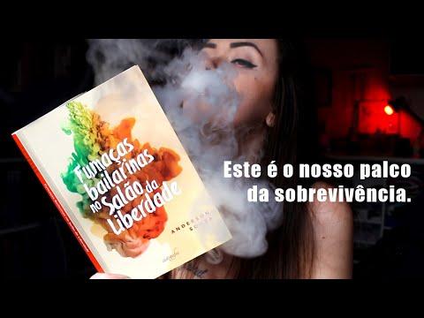 FUMAÇAS BAILARINAS NO SALÃO DA LIBERDADE | Anderson Souza | Papo Resenha