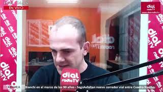 Alex Piazze Piloto de San Rafael, habló con #AD (Parte 1)