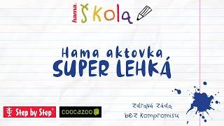 Hama aktovka  – SUPER LEHKÁ