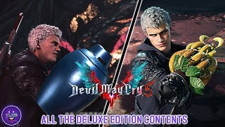 Трейлер игры Devil May Cry 5 Deluxe