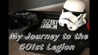 My Journey to the 501st Legion