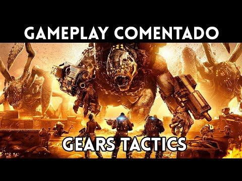 Gameplay de Gears Tactics