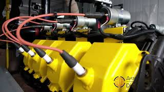 видео товара Блочно-контейнерная электростанция 200 кВт серии АД-200С-Т400-2Р (БКАЭС-200, БАЭКТ-200)