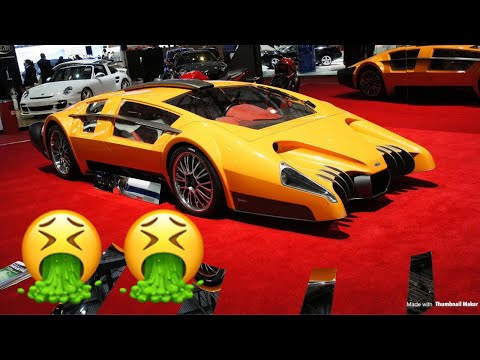 Top 10 Ugliest Cars Of All Time (PART 2)
