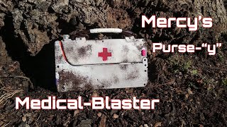 Nerf Mod: Mercy's Medic Purse Blaster (From Overwatch)