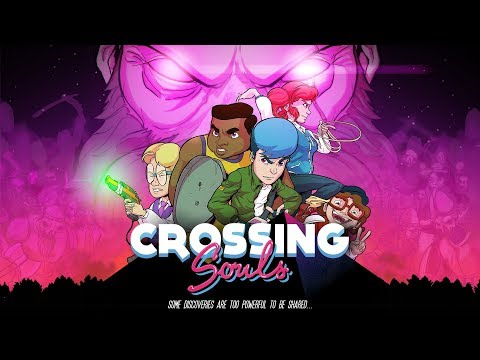 Crossing Souls - Ready for Adventure thumbnail